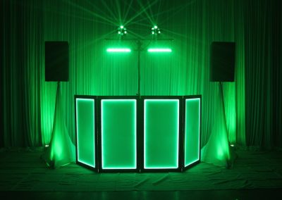 Green Booth
