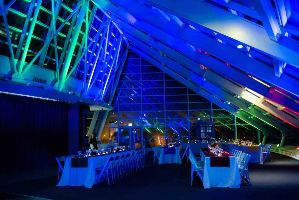 Adler Planetarium Wedding DJ